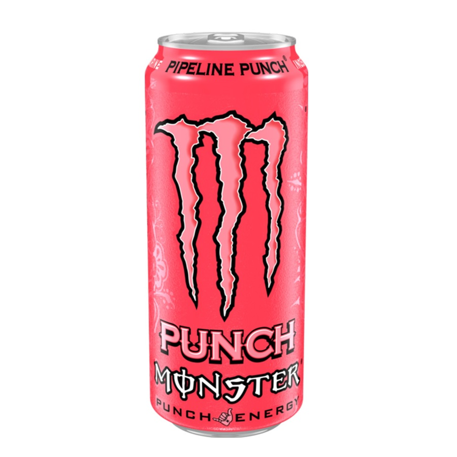 ENER.NÁPOJ Monster Pipeline Punch 0.5l plech