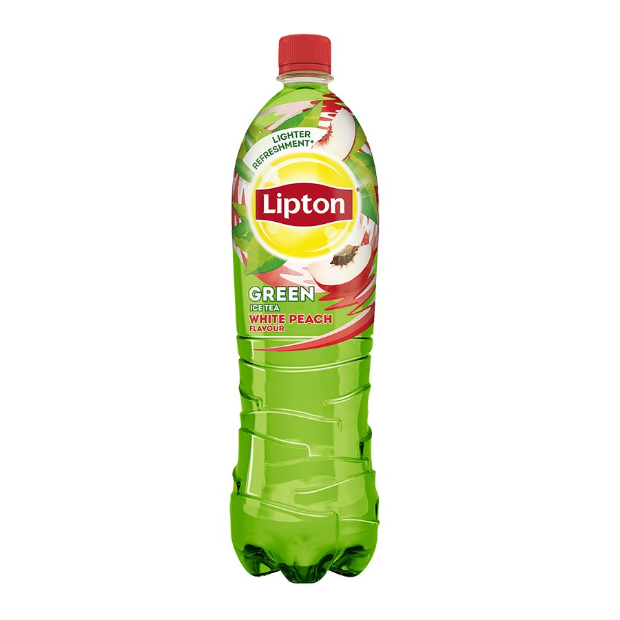 Lipton green white peach 1.5l PET