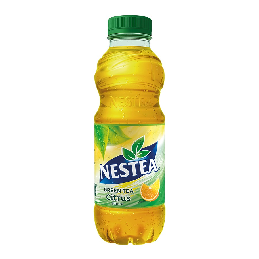 Nestea green tea citrus 0.5l PET