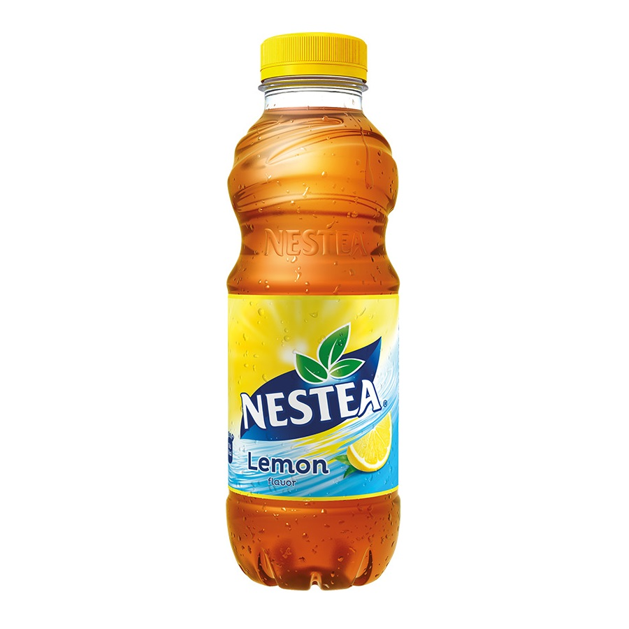Nestea black tea lemon 0.5l PET