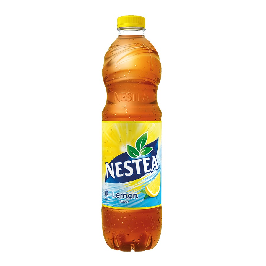 Nestea black tea lemon 1.5l PET