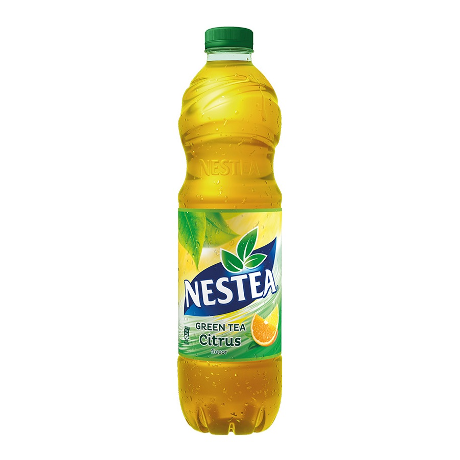 Nestea green tea citrus 1.5l PET
