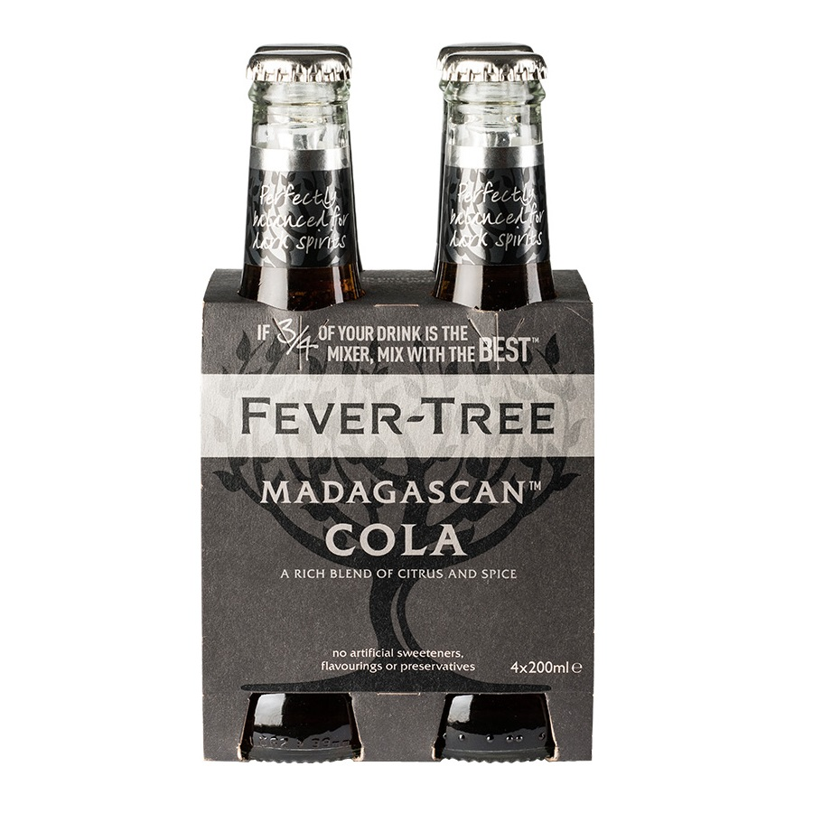 Fever Tree Cola         4x0.2l