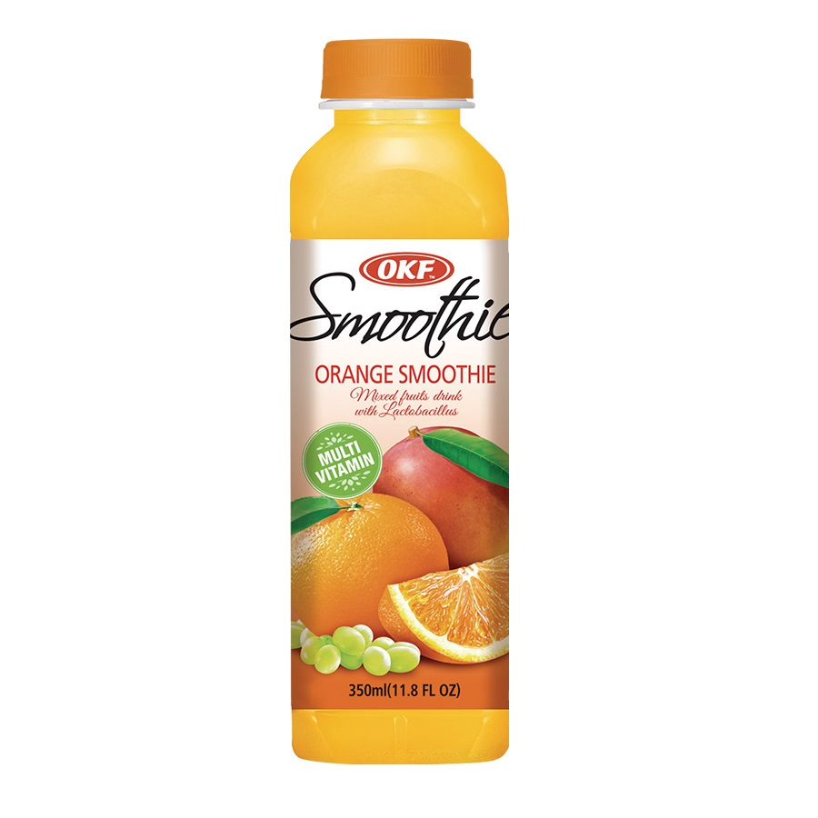 Smoothie orange 0.35l PET  OKF