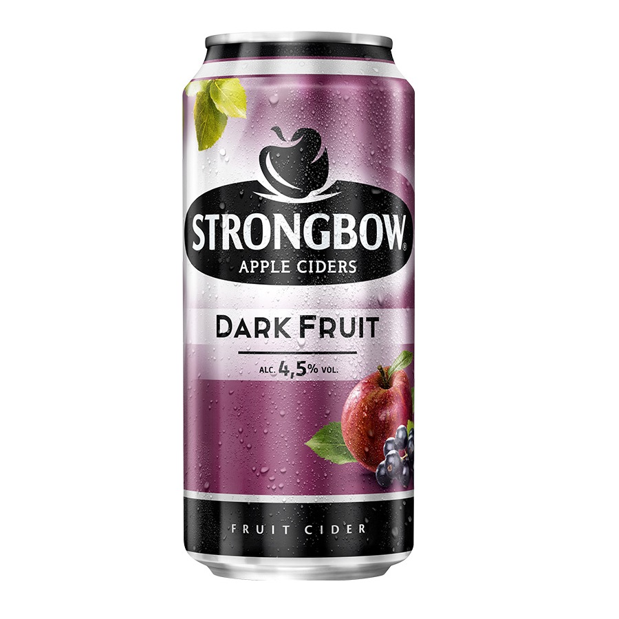 Strongbow Dark Fruit     0.44l