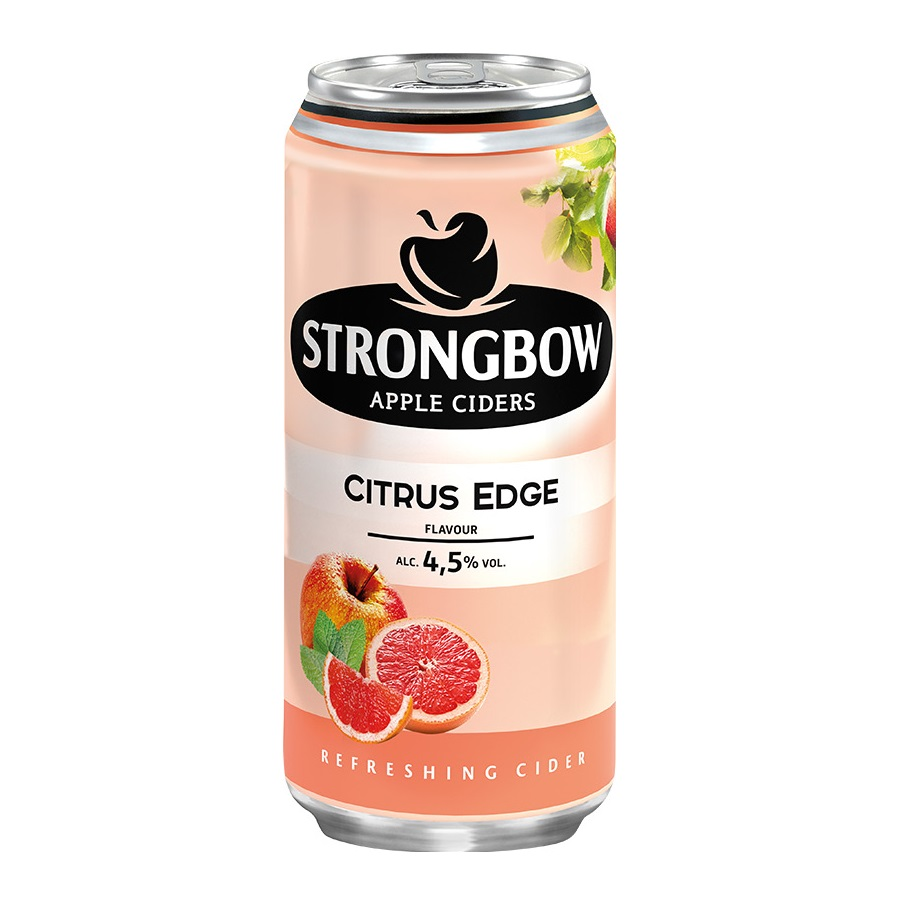 Strongbow citrus edge    0.44l