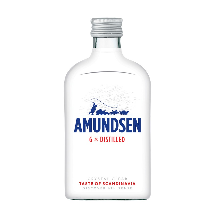 Vodka Amundsen 0.2l