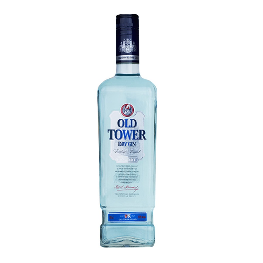 Gin Old Tower 37.5% 0.7l