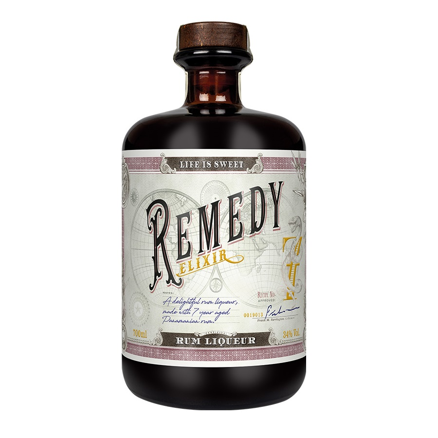 Rum Remedy Elixír 0.7l