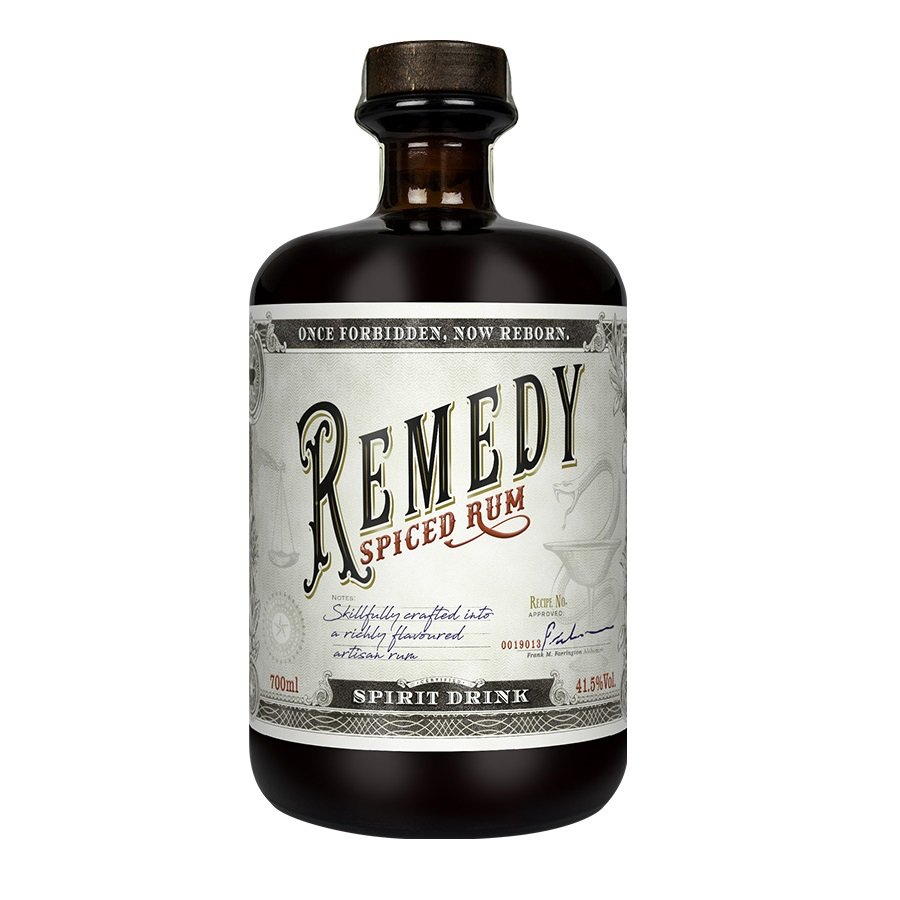 Rum Remedy Spiced 0.7l