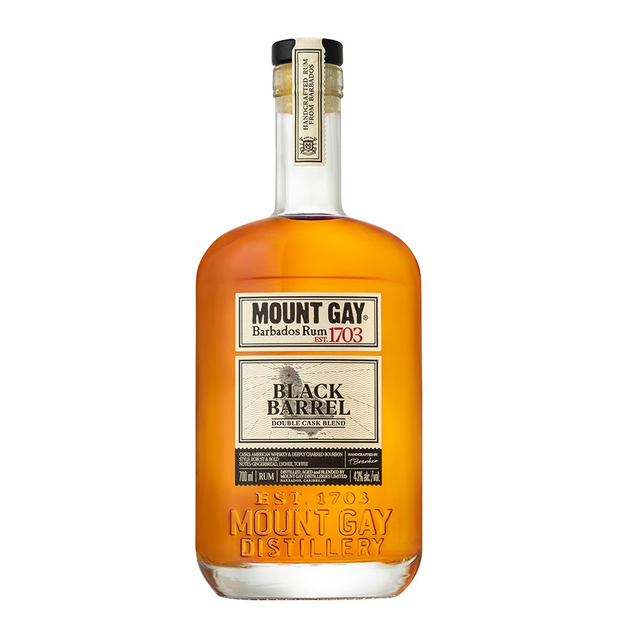 Rum Mount Gay black barrel 0.7l