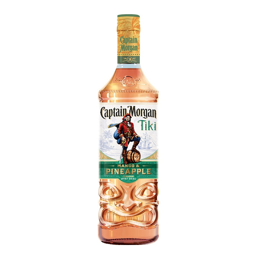 Rum Captain Morgan Tiki     0.7l