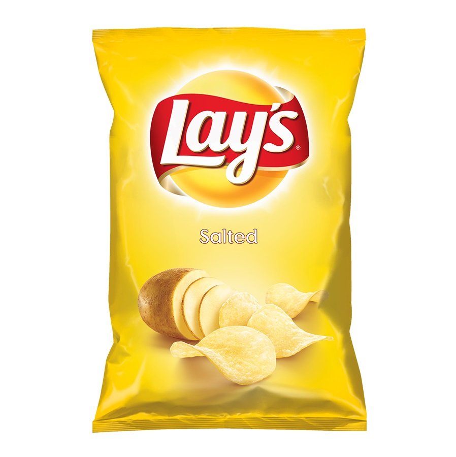 Chips Lays solené         140g