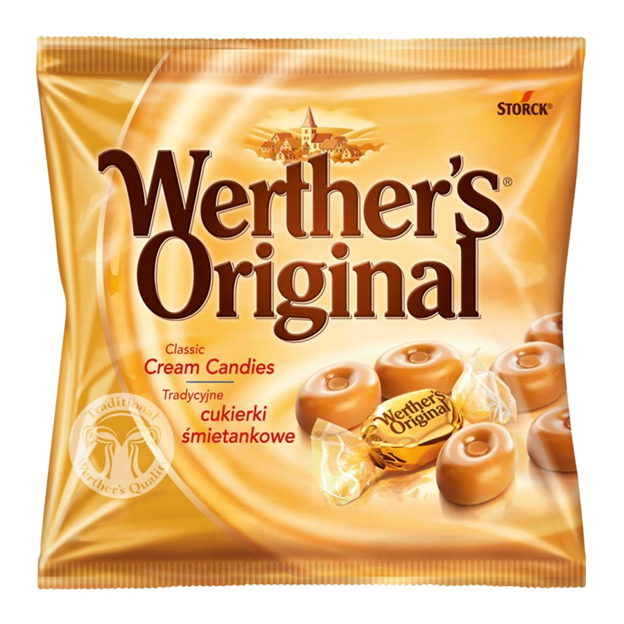 Bonbóny Werthers original     90g