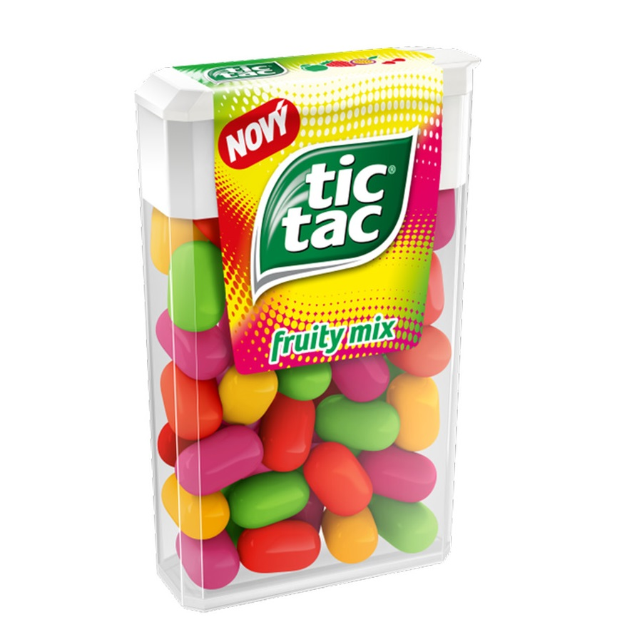 Bonbony Tic Tac fruity mix     18g