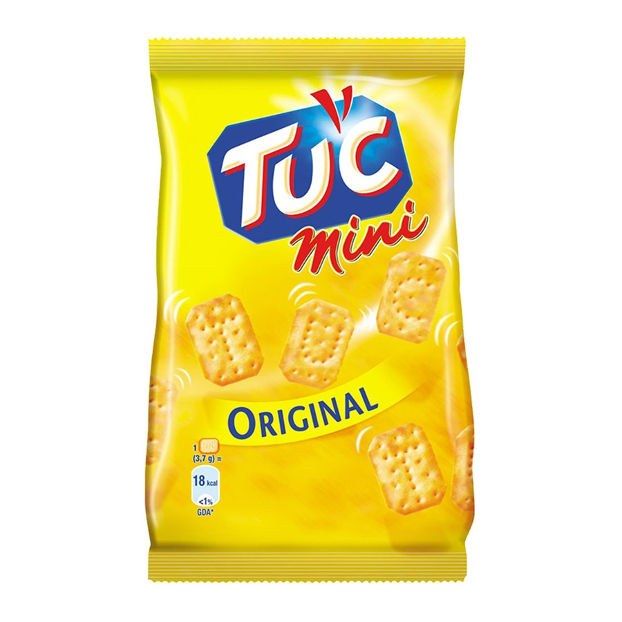 TUC Mini original         100g