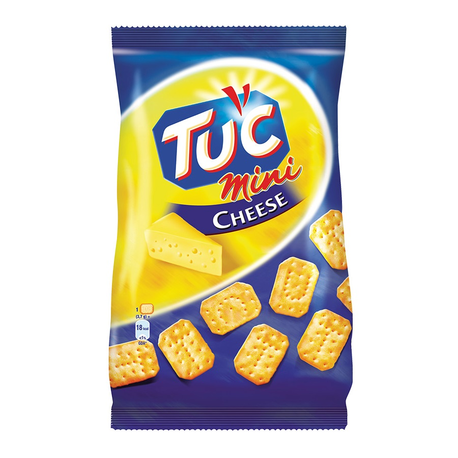 TUC Mini cheese           100g