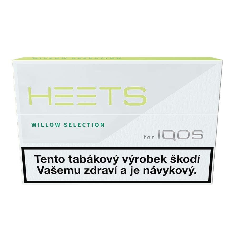 Cig.náplnì HEETS willow  200ks V