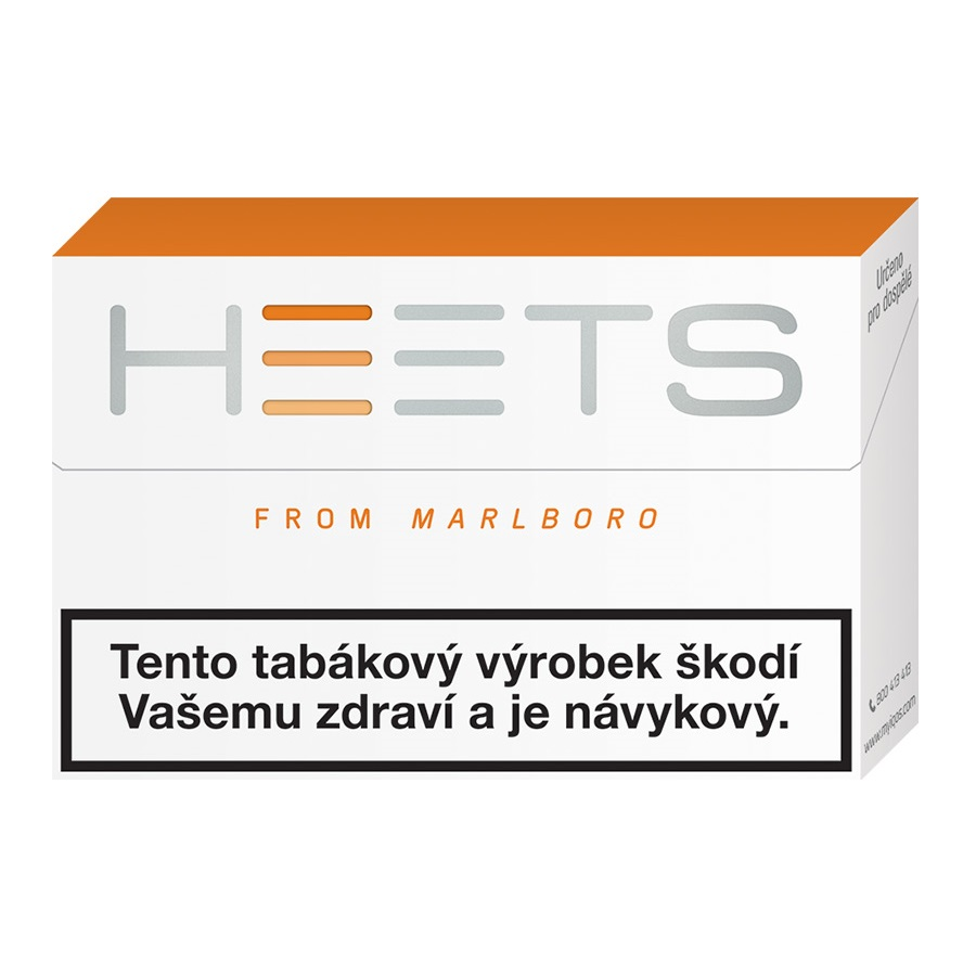 Cig.náplnì HEETS orange  200ks Z