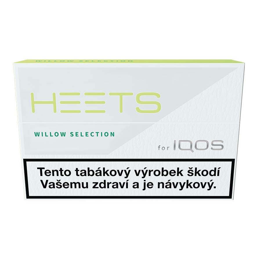 Cig.náplnì HEETS willow  200ks Z
