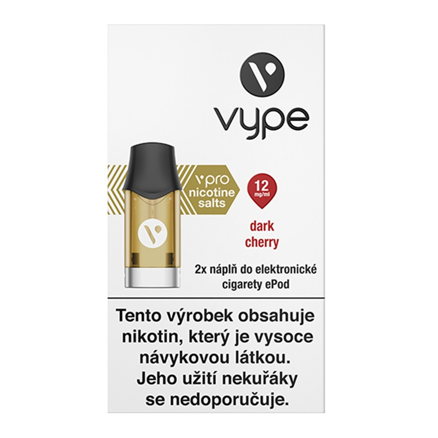 Náplò Vype ePod Dark Cherry  12mg