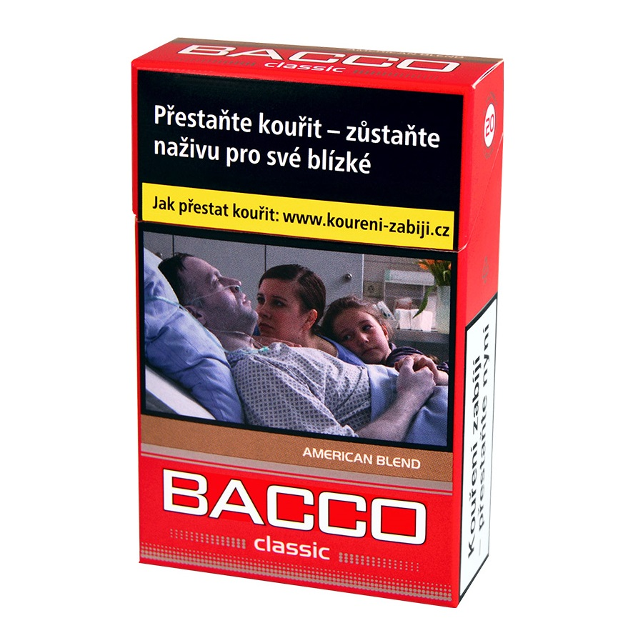 Bacco Classic Red line   Z95