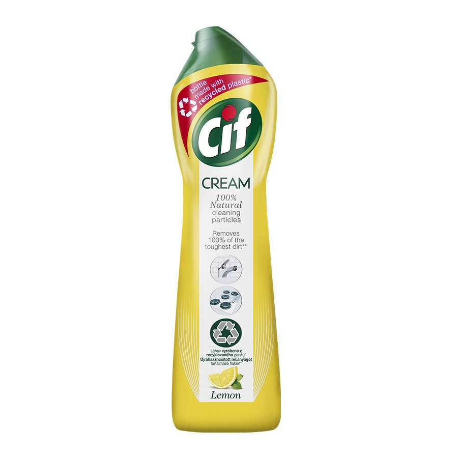 Èistiè Cif krém lemon           500ml