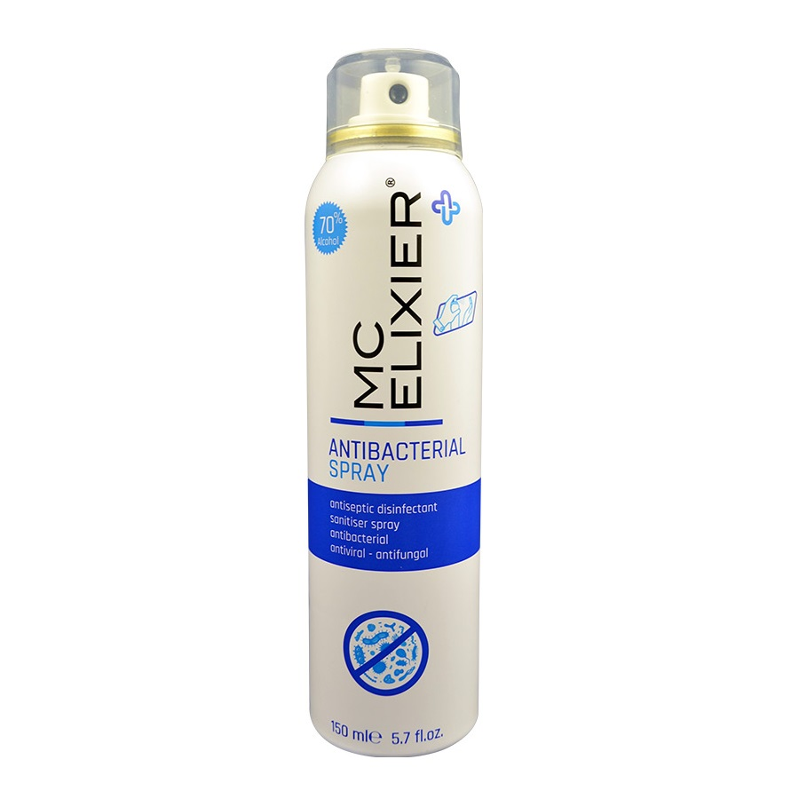 Antibakteriální spray MC Elixier 150ml
