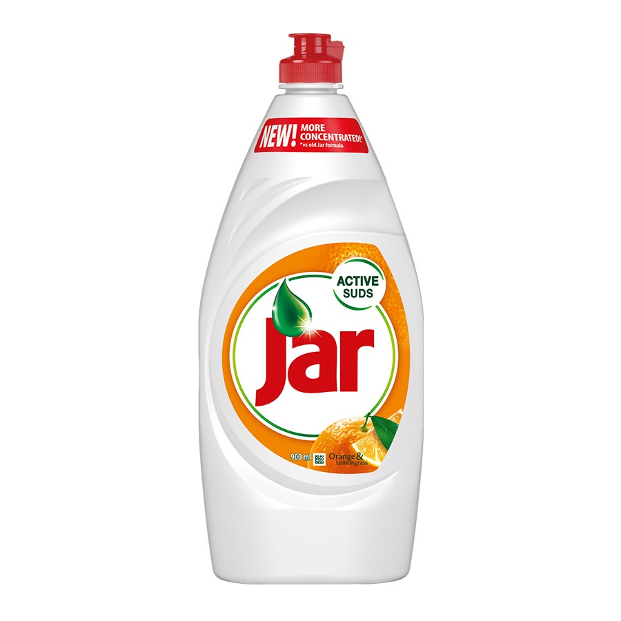 Jar orange               900ml