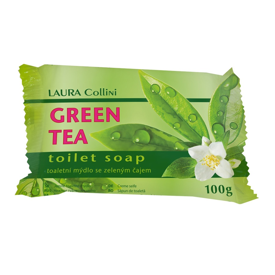 M�dlo Laura green tea     100g