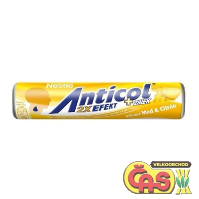 ANTICOL MED + CITRON 50g