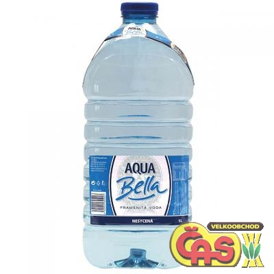 AQUA BELLA  NEPERLIVÁ 5.0l PET