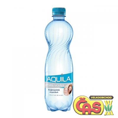 AQUILA  0.5l PET NEPERLIVÁ