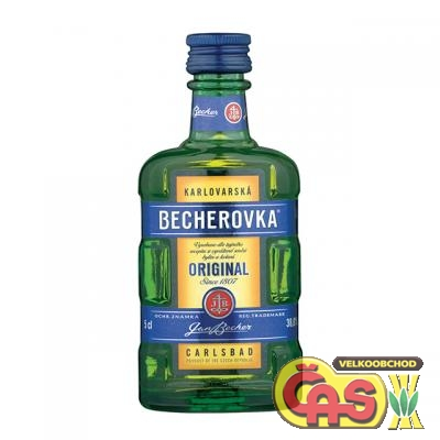 BECHEROVKA MINI 0.05l      38%