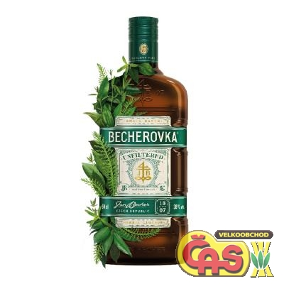 Becherovka Unfiltered 0.5l