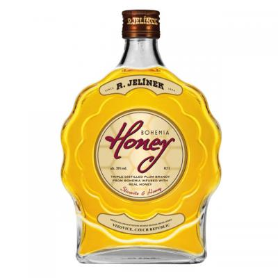 BOHEMIA HONEY 0.5l BUDÍK  35%