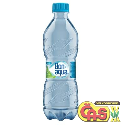 BONAQUA 0.5l  PET NEPERLIVÁ