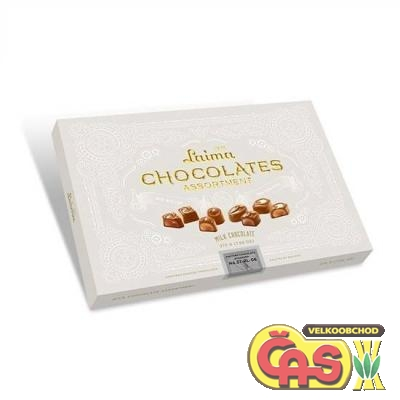 BONBONIÉRA LAIMA 215g   MILK CHOCOLATE
