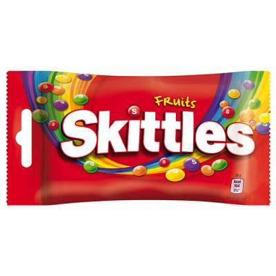 BONBÓNY SKITTLES  38g FRUITS