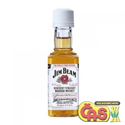 BOURBON - JIM BEAM 0,05l mini 40%