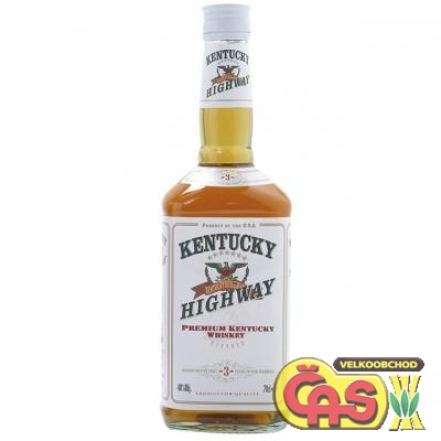 BOURBON - KENTUCKY HIGHWAY 0.7l 40%