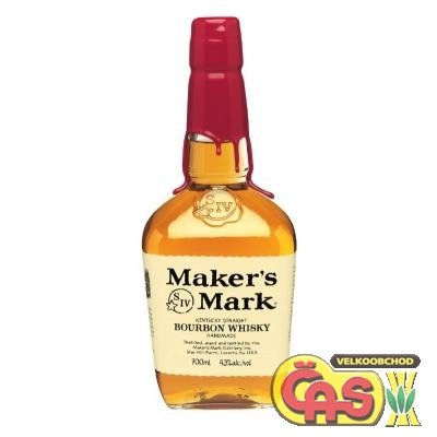 BOURBON - MAKERS MARK 0.7l 45%
