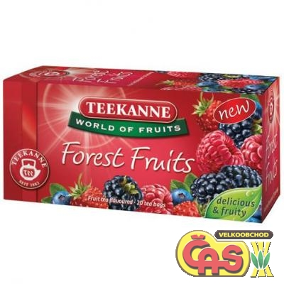 ÈAJ TEEKANNE FOREST FRUIT 50g