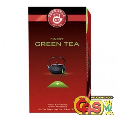 ÈAJ TEEKANNE GREEN TEA 35g