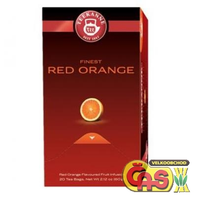 ÈAJ TEEKANNE RED ORANGE 60g