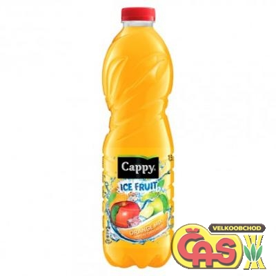 CAPPY - 1.5l ORANGE MIX PET
