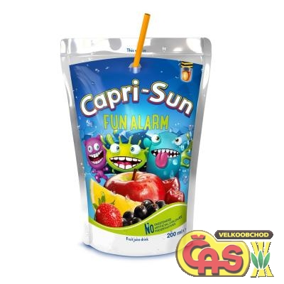 CAPRI-SUN FUN ALARM 200ml