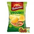 Chips Bohemia vroubky pizza  65g