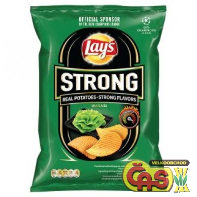 CHIPS LAYS  WASABI 65g