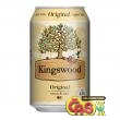 CIDER KINGSWOOD  0.33l!! ORIGINAL PLECH